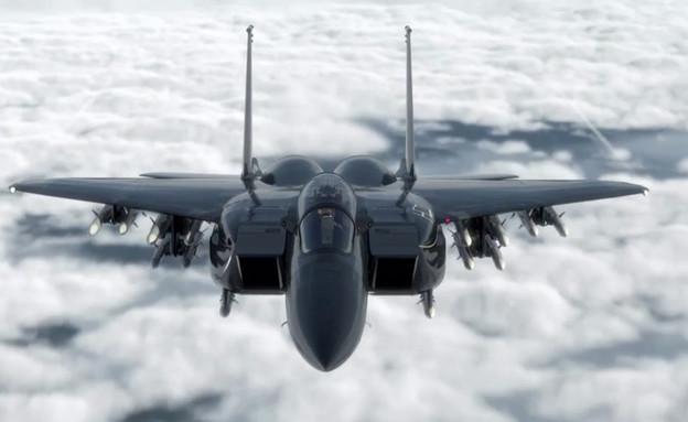 צפו: מטוס ה-F-15 המשופר של בואינג (צילום: Boeing)