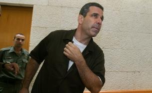 גונן שגב בבית המשפט, ארכיון (צילום: פלאש 90, חדשות)