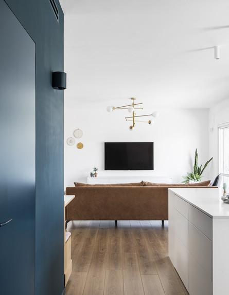 דירה בבאר שבע, ג, עיצוב כרמית גת, סלון - 14 (צילום: איתי בנית)