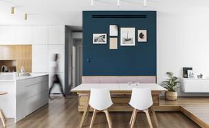דירה בבאר שבע, עיצוב כרמית גת, מטבח - 5 (צילום: איתי בנית)