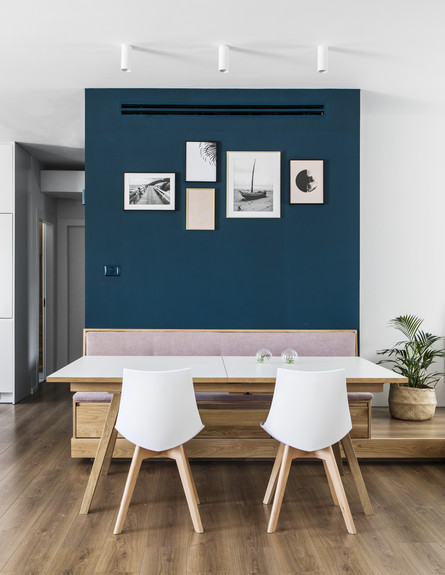 דירה בבאר שבע, עיצוב כרמית גת, מטבח - 6 (צילום: איתי בנית)