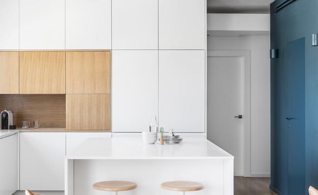 דירה בבאר שבע, עיצוב כרמית גת, מטבח - 11 (צילום: איתי בנית)