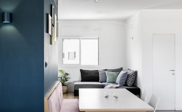 דירה בבאר שבע, עיצוב כרמית גת, מטבח - 12 (צילום: איתי בנית)