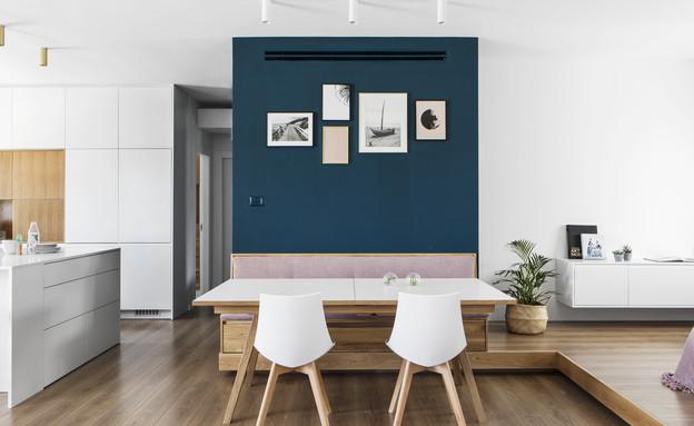 דירה בבאר שבע, עיצוב כרמית גת, מטבח - 13 (צילום: איתי בנית)