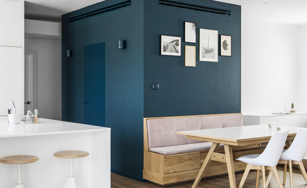 דירה בבאר שבע, עיצוב כרמית גת, מטבח - 15 (צילום: איתי בנית)
