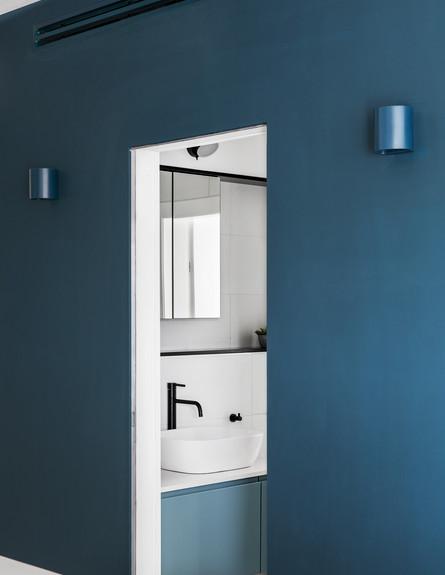 דירה בבאר שבע, ג, עיצוב כרמית גת, חדר רחצה - 20 (צילום: איתי בנית)