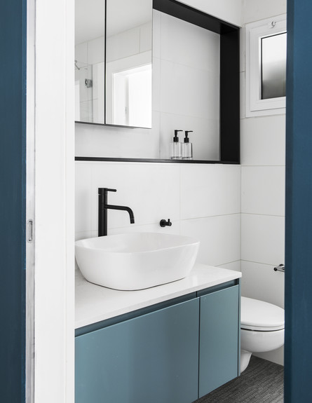 דירה בבאר שבע, ג, עיצוב כרמית גת, חדר רחצה - 21