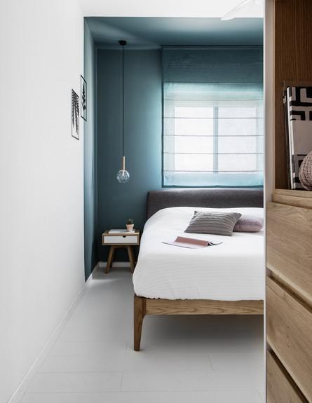 דירה בבאר שבע, ג, עיצוב כרמית גת, חדר רחצה - 22 (צילום: איתי בנית)