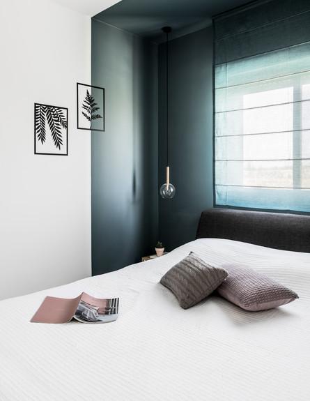 דירה בבאר שבע, ג, עיצוב כרמית גת, חדר שינה - 24 (צילום: איתי בנית)