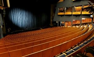 התיאטרון הקאמרי (ארכיון) (צילום: משה שי / פלאש 90, חדשות)