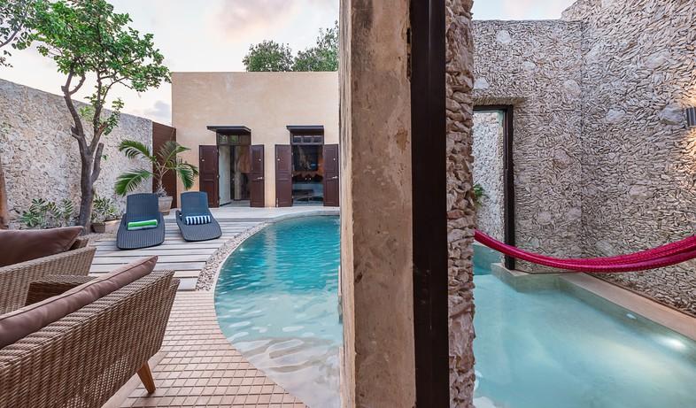 בית במקסיקו - 7 (צילום: Tamara Uribe)