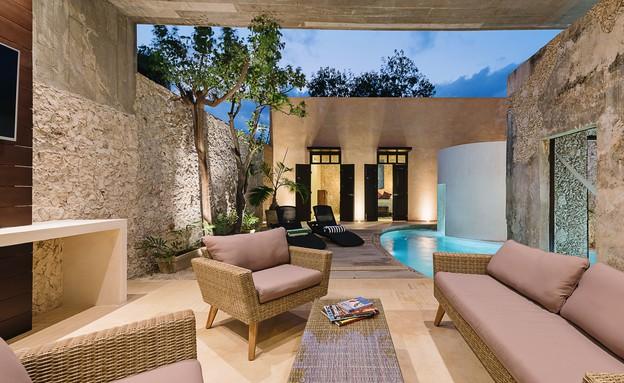 בית במקסיקו - 15 (צילום: Tamara Uribe)