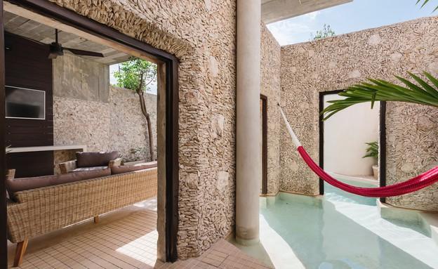 בית במקסיקו - 20 (צילום: Tamara Uribe)