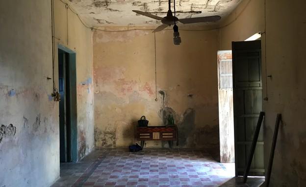 בית במקסיקו, לפני השיפוץ - 1 (צילום: Punto Arquitectónico)