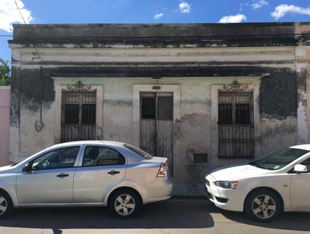 בית במקסיקו, לפני השיפוץ - 2