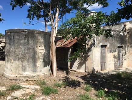 בית במקסיקו, לפני השיפוץ - 3