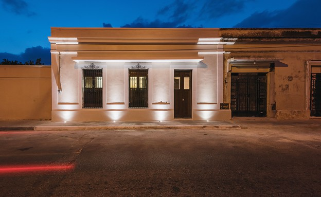 בית במקסיקו - 3 (צילום: Tamara Uribe)