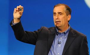 """מנכ""""ל אינטל הפורש בראיין קרזניץ' (צילום: AP Photo/Intel Corporation,Bob Riha, Jr)"""