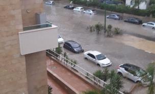 גשם, ברד וחום נורא. מאי המשוגע (צילום: רובי פרג, חדשות)