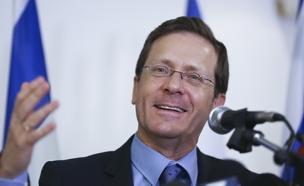 """הרצוג נבחר ליו""""ר הסוכנות היהודית (צילום: יונתן זינדל - פלאש 90, חדשות)"""