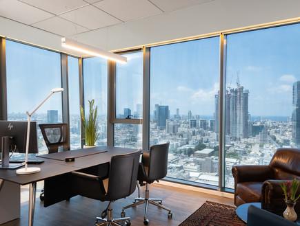 משרדים יפים, פתאל - 4 (צילום: איה בן עזרי)