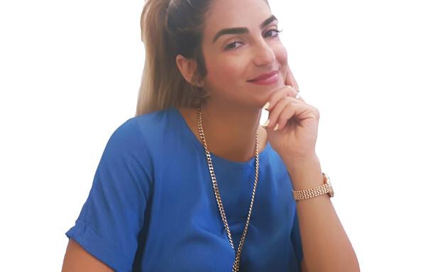 מורן זיסר, מנכלית B-com חברת תוכנה לביטוח (צילום: אביעד אלפסי, יחסי ציבור)