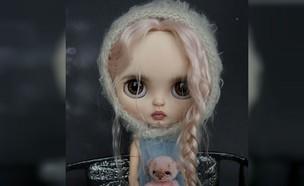 בובה מפחידה (צילום: Instagram/oli.krolik)