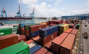 נמל חיפה, מכולות (צילום: רויטרס, חדשות)