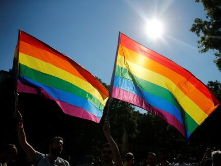 גאווה, דגל, גאה, מצעד