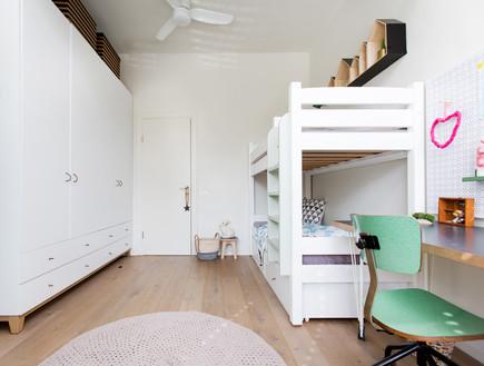 דירה בנורדאו, עיצוב מיכל גלברט דורון, חדר ילדים - 16