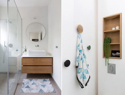 דירה בנורדאו, עיצוב מיכל גלברט דורון, חדר שינה - 21