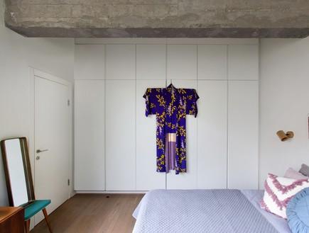 דירה בנורדאו, עיצוב מיכל גלברט דורון, חדר שינה - 23