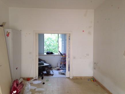 דירה בנורדאו, עיצוב מיכל גלברט דורון, לפני השיפוץ - 5