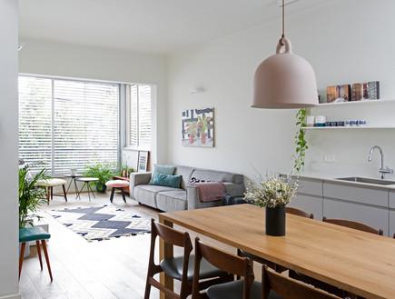 דירה בנורדאו, עיצוב מיכל גלברט דורון, מטבח - 5