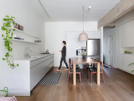 דירה בנורדאו, עיצוב מיכל גלברט דורון, מטבח - 8