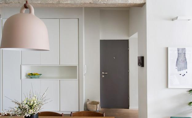 דירה בנורדאו, עיצוב מיכל גלברט דורון, מטבח - 9 (צילום: שירן כרמל)