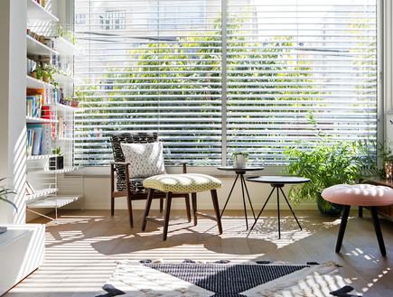 דירה בנורדאו, עיצוב מיכל גלברט דורון, סלון - 9