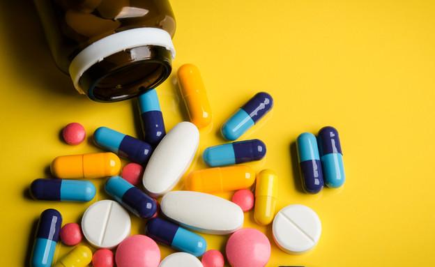 תרופה (צילום: SHUTTERSTOCK)