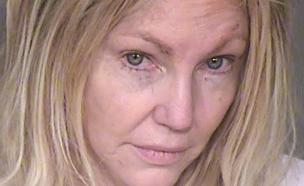 הת'ר לוקליר נעצרה (צילום: משטרת מחוז ונטורה, קליפורניה)