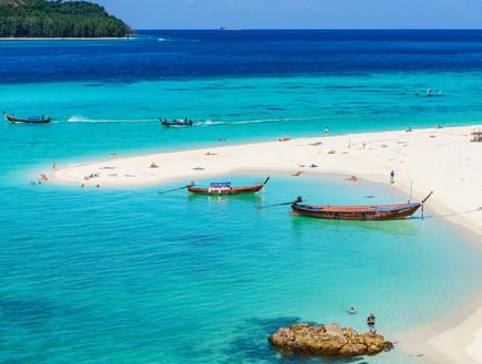 האי הכי בתאילנד (צילום: Tooykrub, shutterstock)