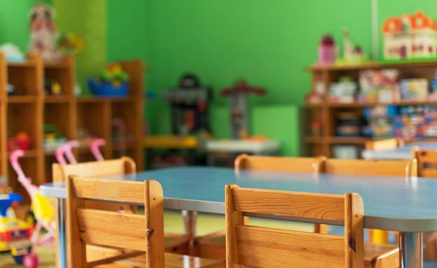 גן ילדים - אילוסטרציה (צילום: Dmitri Ma, Shutterstock)