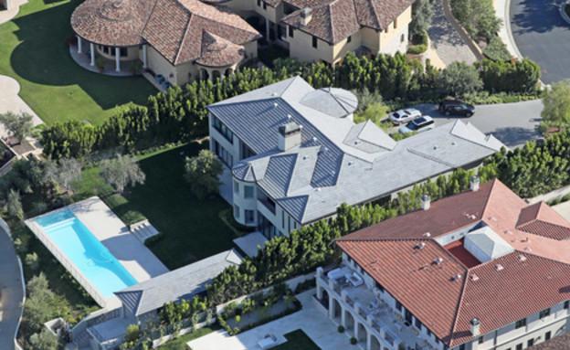הבית של הסלבס (צילום: ספלאש, splash news)