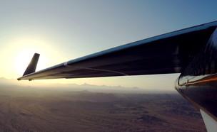 מטוס Aquila של פייסבוק (צילום: פייסבוק)
