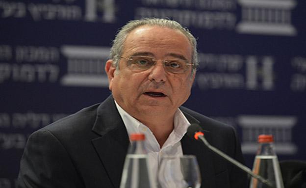 נשיא התאחדות התעשיינים שרגא ברוש, ארכיון (צילום: Yossi Zeliger/Flash90, חדשות)