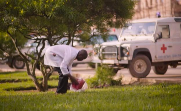 ככה שולחים תרופות באפריקה. מתי בישראל? (צילום: עומר וינר, בצלאל אקדמיה לאמנות ועיצוב ירושלים)