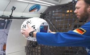 צפו: הרובוט שיארח חברה לאסטרונאוטים (צילום: רויטרס, חדשות)