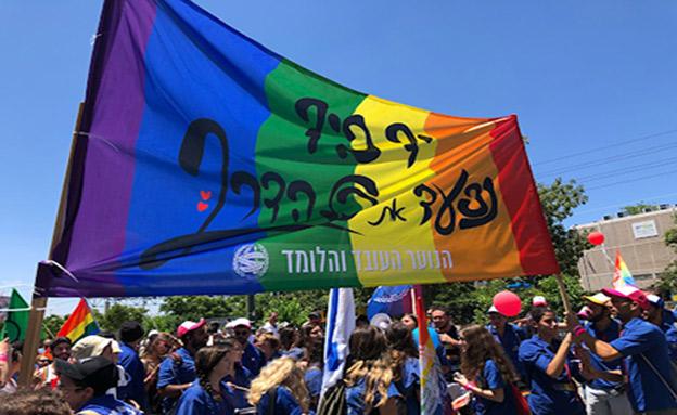 צפו: גאווה בראשון לציון (צילום: עיריית ראשון לציון, חדשות)