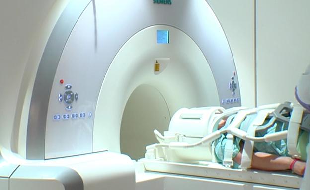 מכשיר MRI (צילום: חדשות 2)