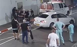 ארוע התקיפה, ארכיון (צילום: דוברות איכילוב, חדשות)