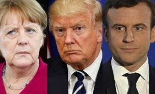 טראמפ נגד אירופה: גרועים כמו סין (צילום: רויטרס, חדשות)